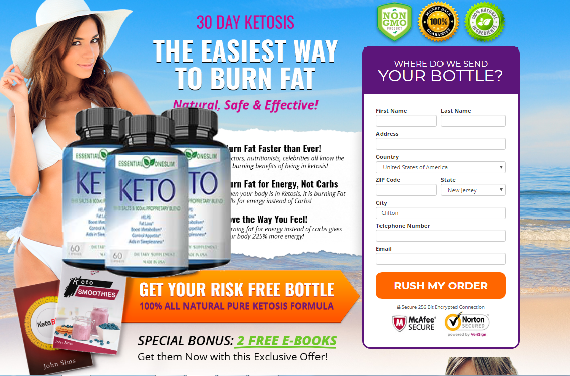 Essential OneSlim Keto Reviews®  (UPDATE 2020) Does its Really Works?