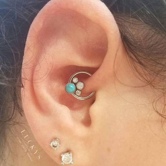 Daith Piercing Pain