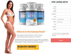 Epic Living Keto | Shark Tank® *UPDATE 2020* Does Its Really Work?