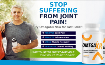 Omega Xr Joint Pain Relief® *UPDATE 2020* Does Really Works Its?
