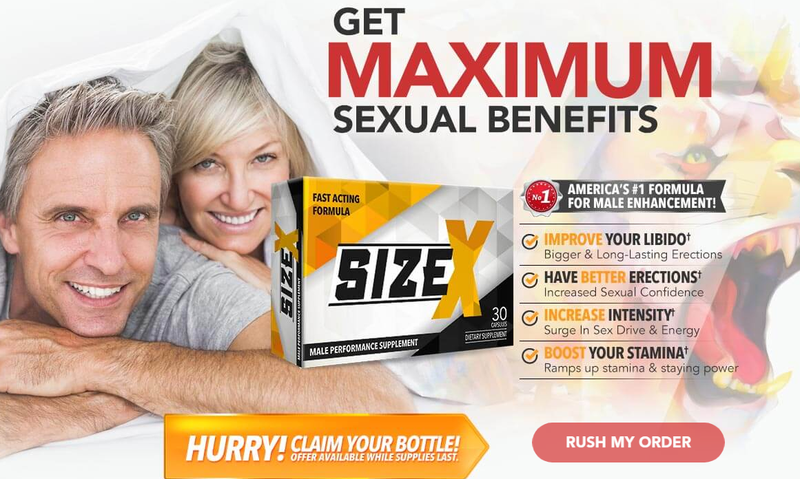 "«Size X Male Enhancement *UPDATE 2020* ""Size X Pills"" Price, Benefits?"