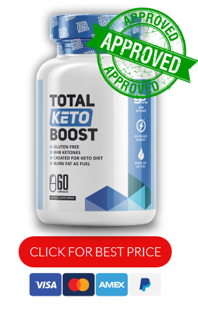 Total Keto Boost   Shark Tank® [UPDATE 2020] Does Its Really Works?