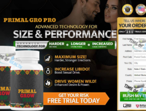 Primal Grow Pro® *UPDATE 2020* Price, Benefits Side Effect, Reviews?