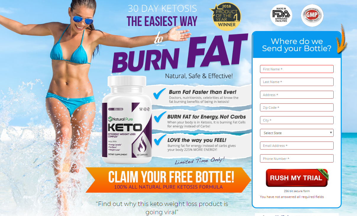 Natural Pure Keto Diet *UPDATE 2020* Price, Benefits, Scam, 50% OFF!
