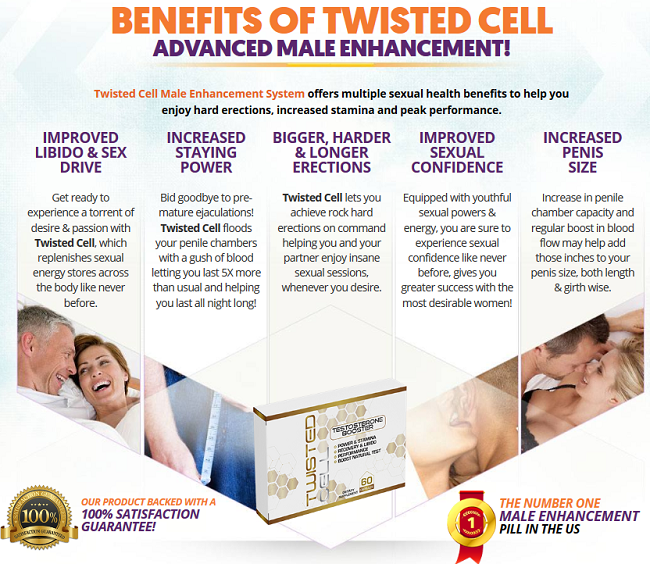 Twisted Cell Testosterone Booster® *UPDATE 2020* Does It Really Works