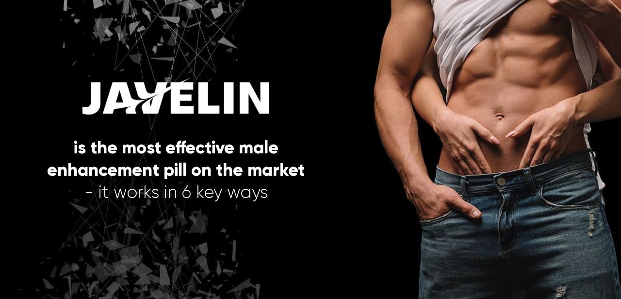 Javelin Male Enhancement *UPDATE 2020* Javelin Pills, Its Scam or Legit