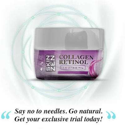 Skin Zen Collagen Retinol Cream® || *UPDATE 2020* || Its Save or Not?