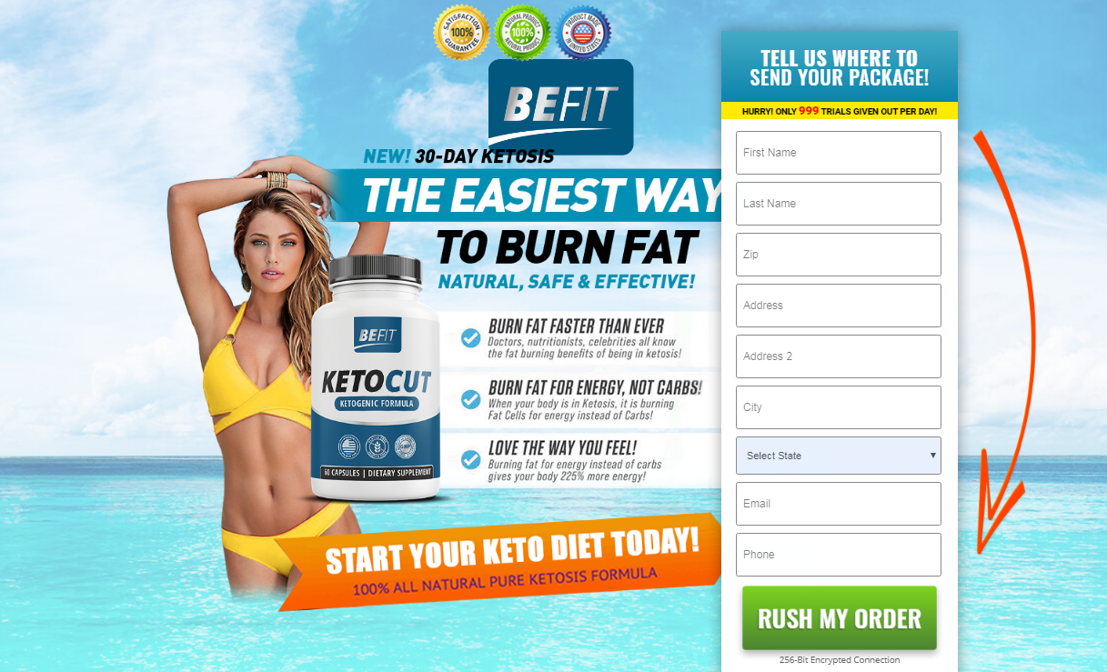 Be Fit Keto Cut {UPDATE 2020} Befit Keto Cut World 1# Weight Loss Pills