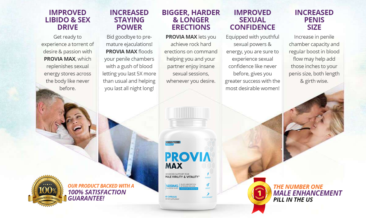 Provia Max Male Enhancement® *UPDATE 2020* Its Really Save Or Not?