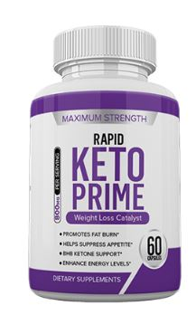 Rapid Keto Prime Diet Pills® (UPDATE 2020) Does Its Really Works?
