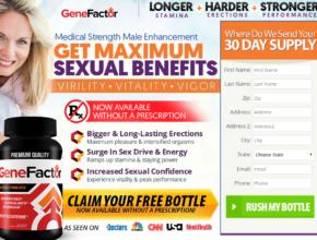 GeneFactor Male Enhancement® [NEW 2020] GeneFactor 1# Sexual Pills!