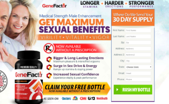 GeneFactor Male Enhancement® [NEW 2020] GeneFactor 1# Sexual Pills!