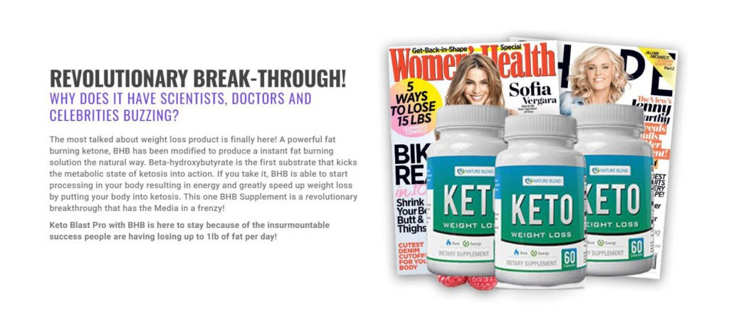 Nature Blend Keto Pills®  [UPDATE 2020] Does Its Really Works?