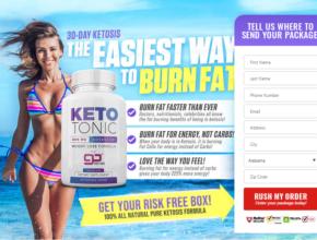 Keto Tonic Diet® ||UPDATE 2020|| Keto Tonic 800Mg, 1# USA Keto Tonic?