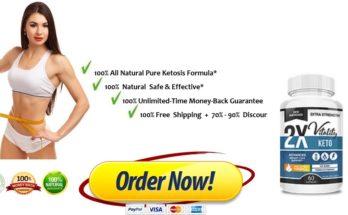 2X Vitality Keto (UPDATE 2020) 100% Natural Formula, Scam or Legit?