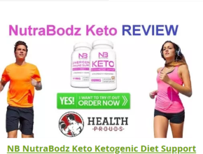 NutraBodz Keto Diet Pills Official Review || Instant Weight Loss Formula