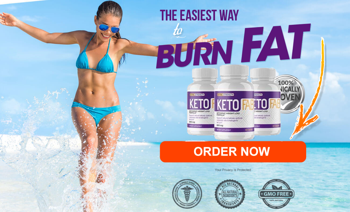 Keto Fab *UPDATE 2020* Weight Loss & Burn Fat Most Effective Result!