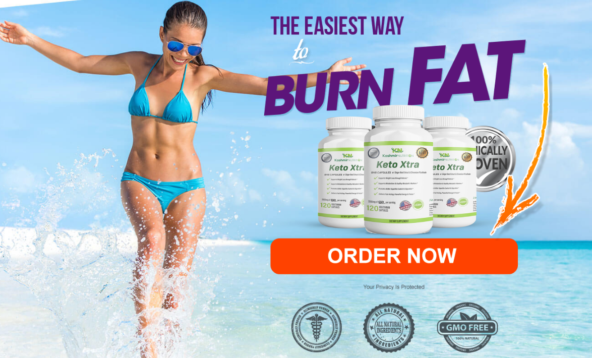 Keto Xtra BHB Pills®️ Burn Fat Pills Reviews (Updated 2020) Try Now!