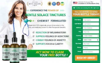 Gentle Solace CBD Oil | (UPDATE 2020) Price, Benefits, Scam, Reviews?
