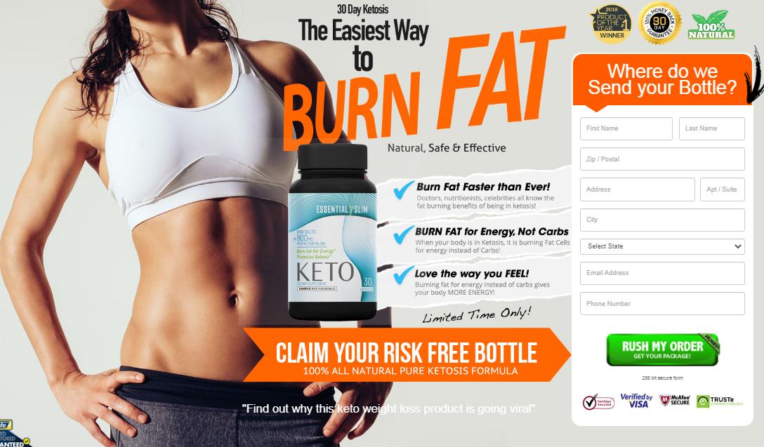 Essential Slim Keto® (Modify 2020) Price, Benefits, Scam, Reviews!