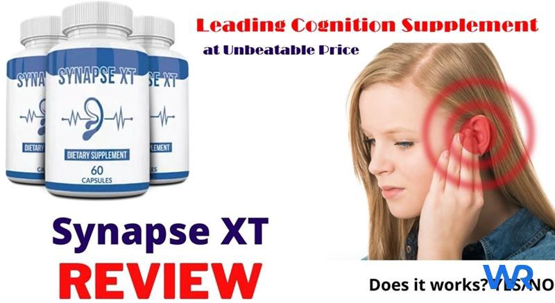 Synapse XT Pills (EXPOSED 2020) Helps To Improve Your Hearing Ability?