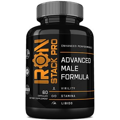 Iron Stack Pro [Iron Stack Pro Male Enhancement] Does Its Really Work?