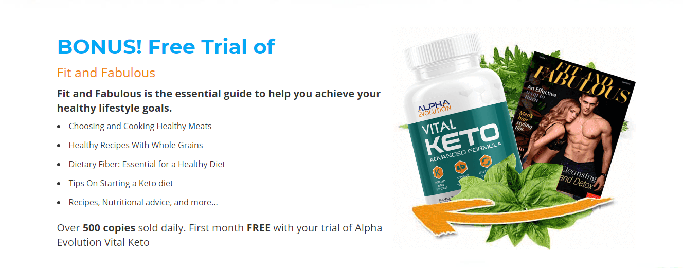 Alpha Evolution Vital Keto Canada ® [UPDATE 2020] Price, Reviews?