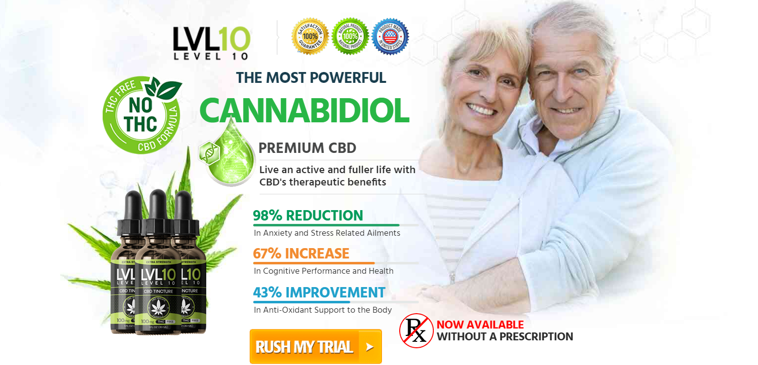 Level 10 CBD Oil® {Modify 2020} Feel Zen Again With CBD! | Special Offer