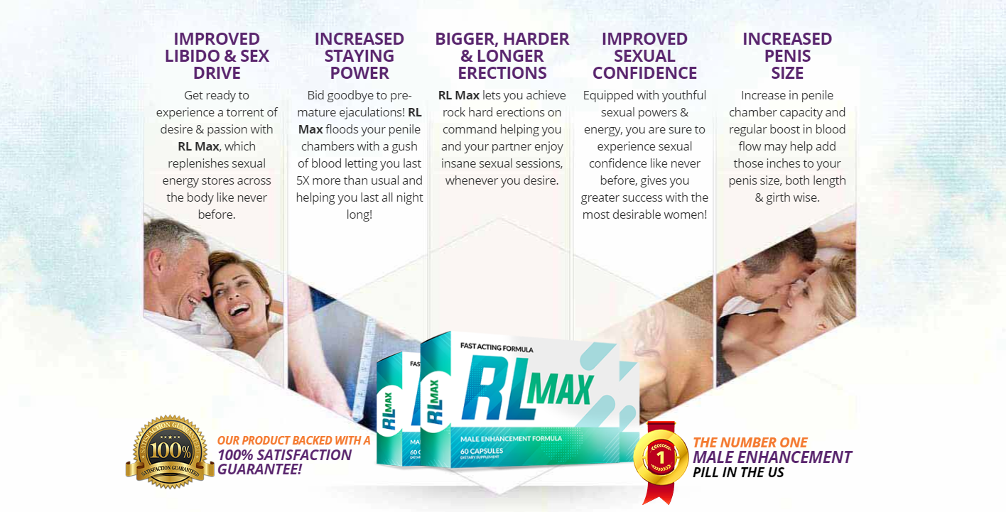 RL Max Male Enhancement Pills ® [Modify 2020] Its Really Works?