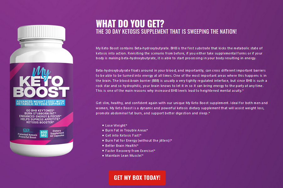 My Keto Boost ® {NEW 2020} Gets Biggest Deal In Shark Tank History!
