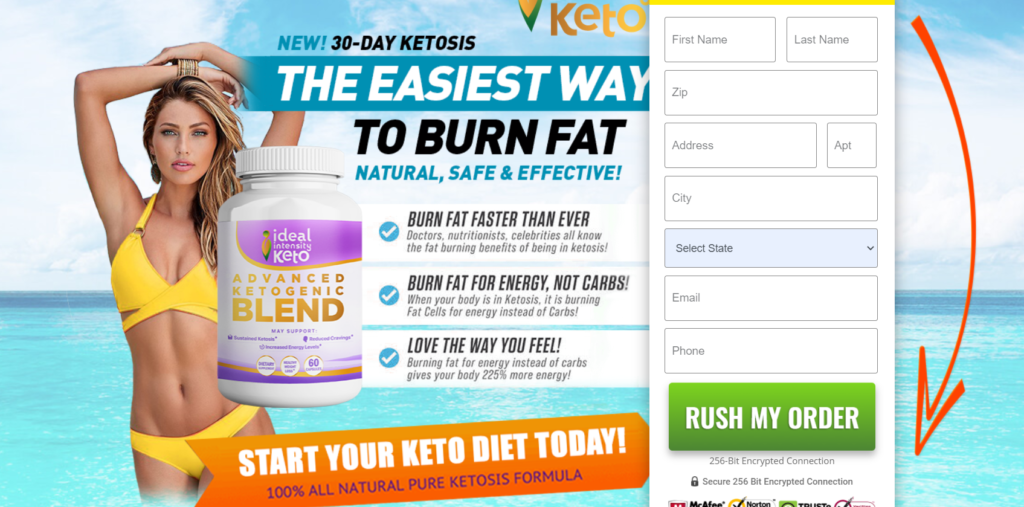 Ideal Intensity Keto ® Shark Tank [UPDATE 2020] Does Its Really Works?