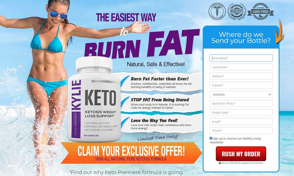 Keto Kylie BHB | Shark Tank® [UPDATE 2020] Does Its Really Works?