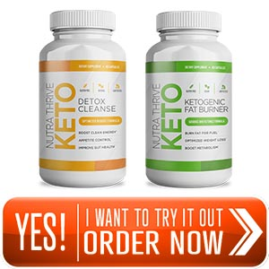 Nutra Thrive Keto Pills ® [Modify 2020] 8 You Thing About Now!
