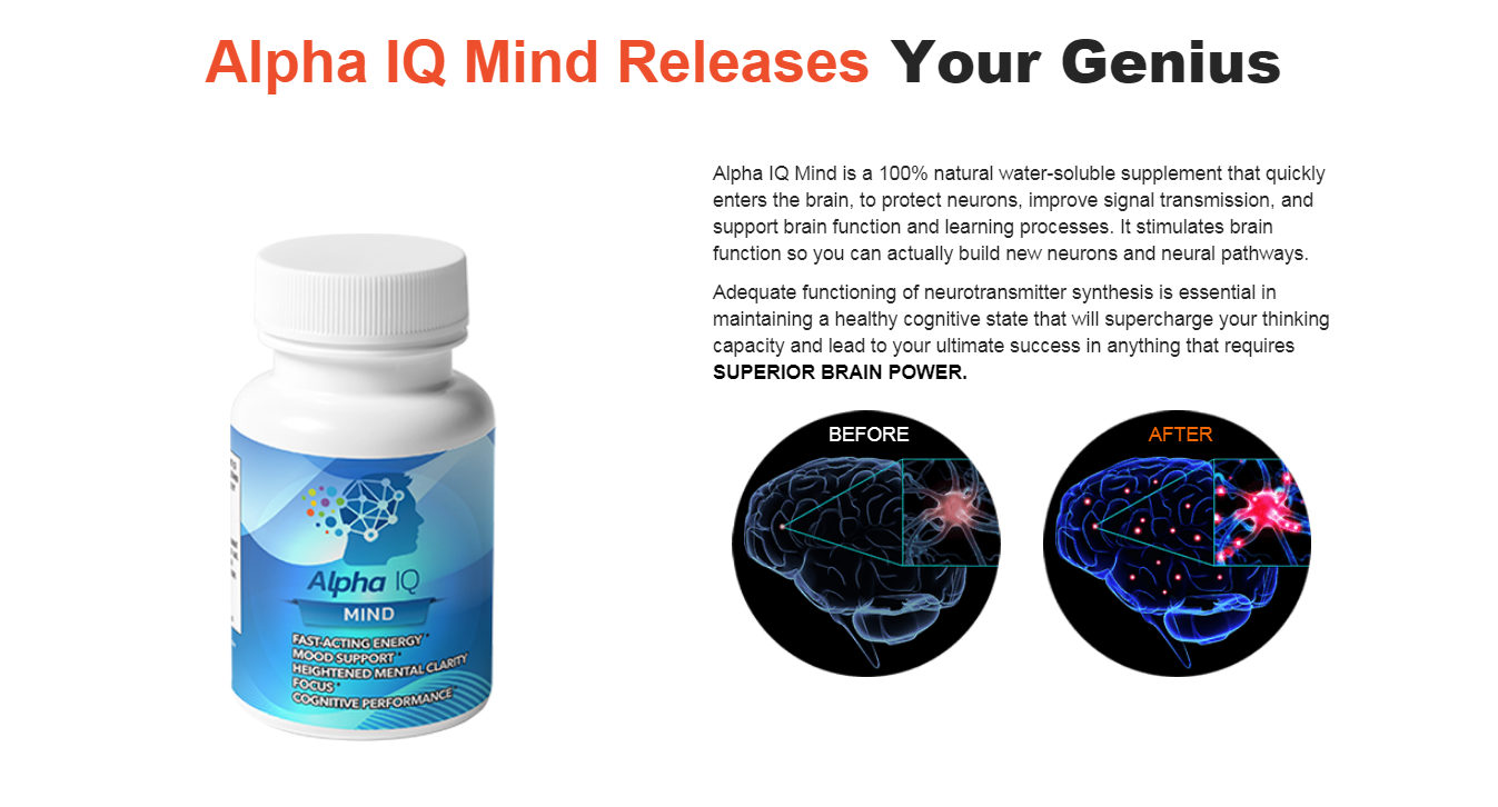 Alpha IQ Mind™ Shark Tank® {UPDATE 2020} Does Its Really Works?