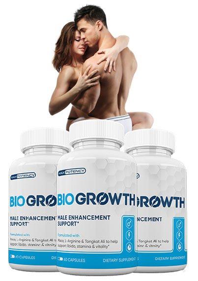 Biogrowth Male Enhancement {Modify 2020} Price, Reviews, Scam, Legit?