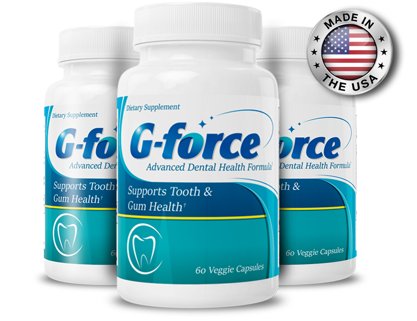 G Force Teeth {Is G-Force Teeth Scam} Price, Benefits, Scam, Reviews?