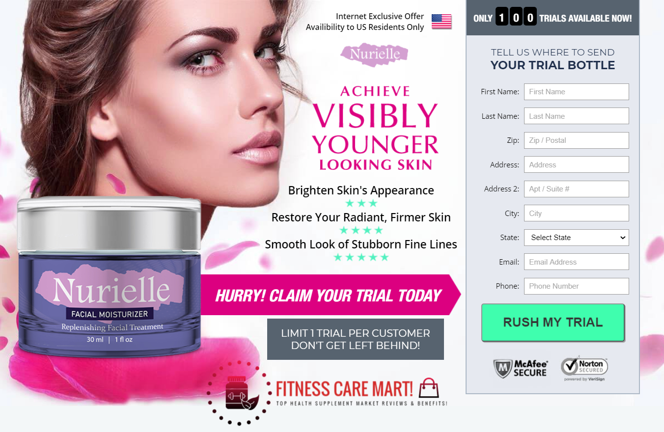 Nurielle Cream Reviews *Active 2020* Fight Wrinkles And Fine Lines Fast!
