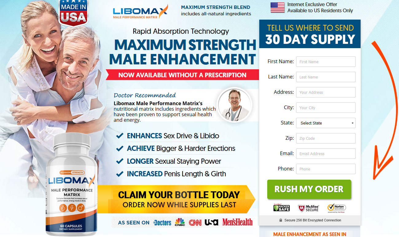Libomax Male Enhancement {UPDATE 2020} Libomax Enhance Sex Libido