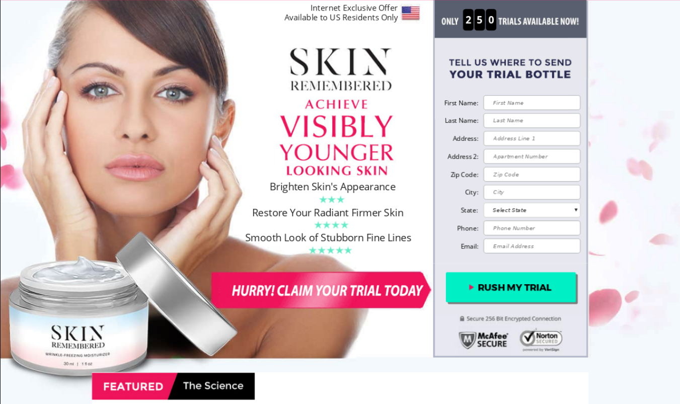 Skin Remembered ® (Modify 2020) ✄ Ingredients, Advantages, Reviews?