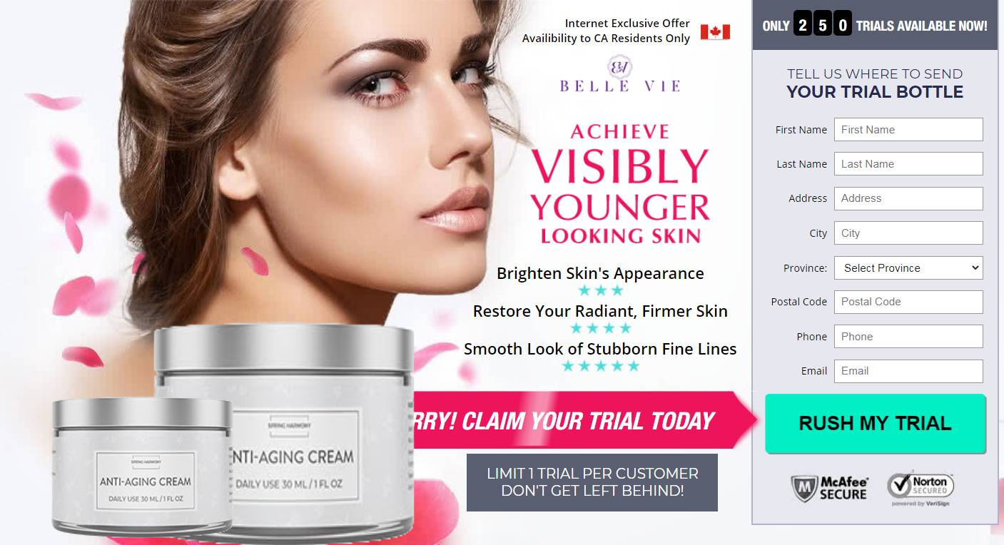"Spring Harmony Cream® (Modify 2020) ""Is Spring Harmony Cream Scam"""