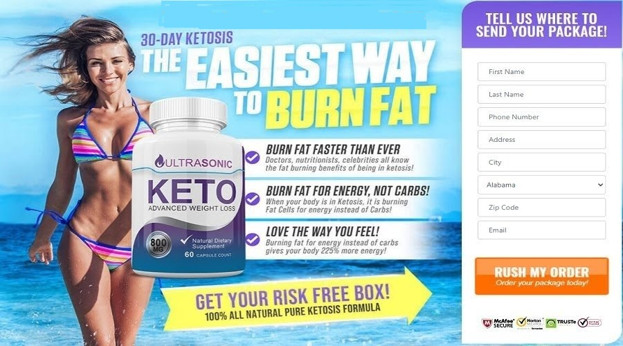 Ultrasonic Keto® *Modify 2020* Price, Ingredients, Scam, Where to Buy?