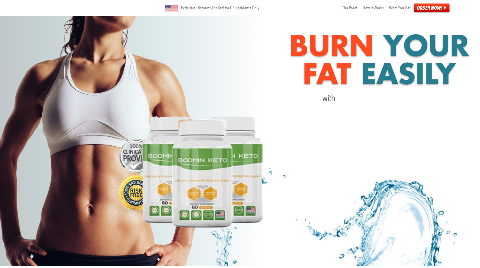 Boomin Keto Pills® ◤Must Read Before Buy◢ World #1 Ketofgenic Diet?