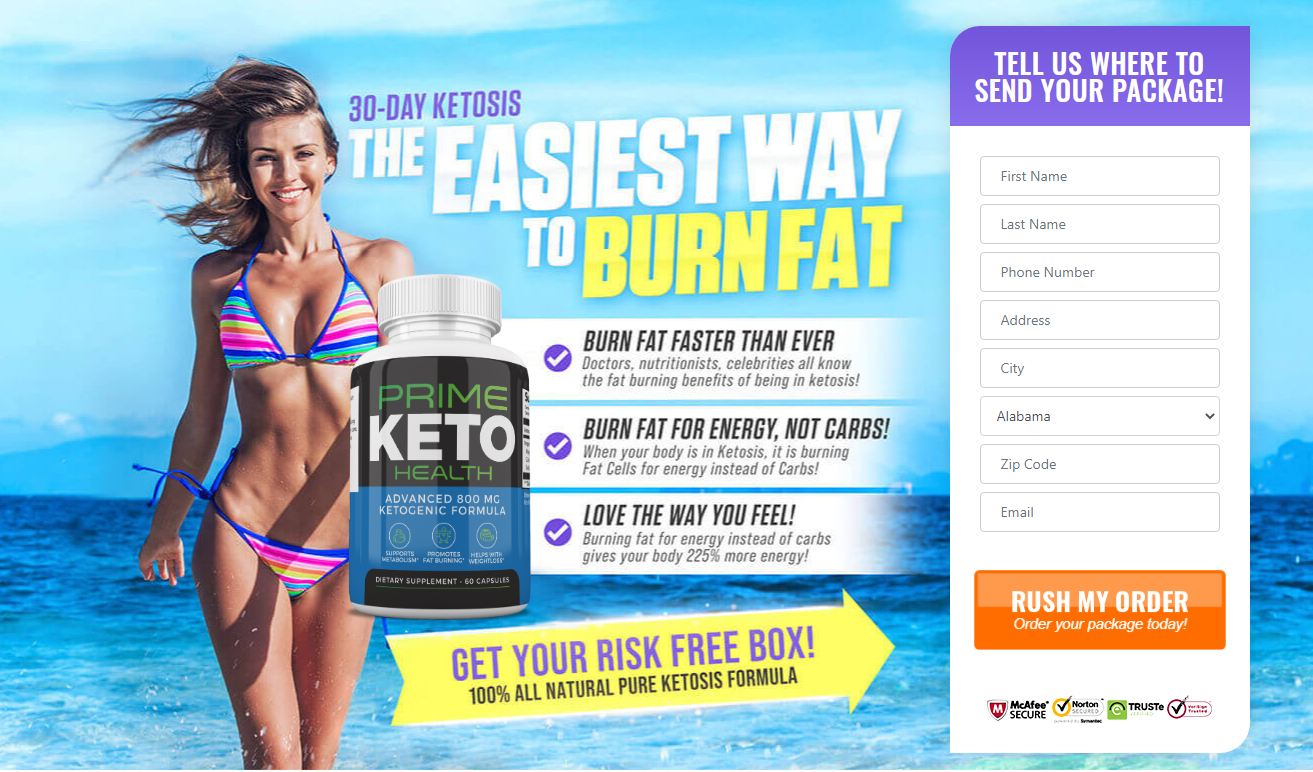 Prime Keto Health ®〘ACTIVE 2020 100% Ketosis〙Its Scam or Legit?