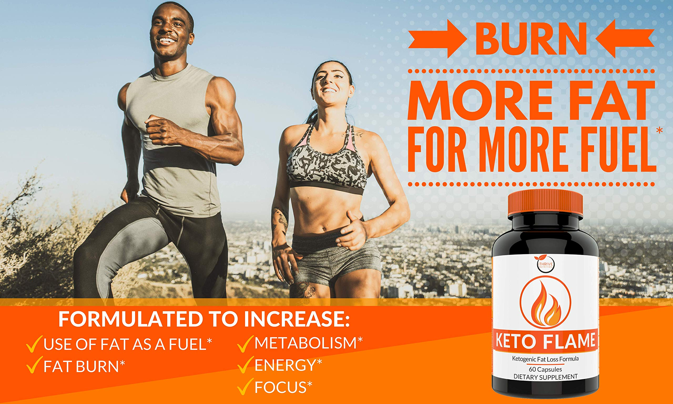Keto Flame Pills   Shark Tank® [ACTVIE 2020] More Fat For More Fuel!