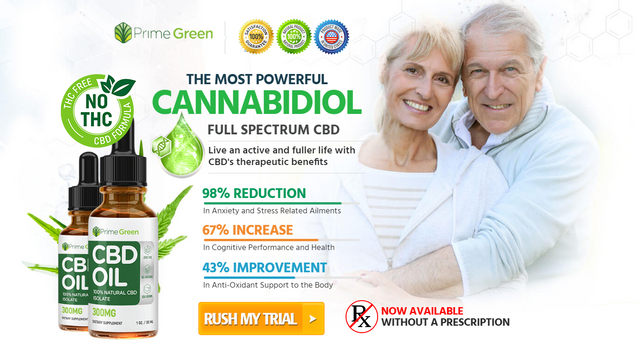 Prime Green CBD Oil Reviews® [ Updated 2020 ] - Is it Scam or Not?
