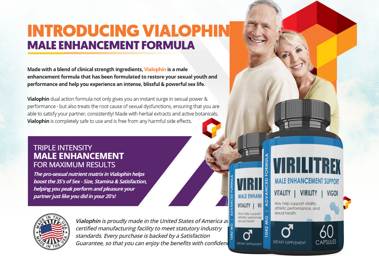 "Virilitrex ® | ""Virilitrex Male Enhancement"" 