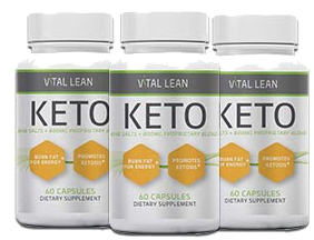 Vital Lean Keto™ Shark Tank Pills *ACTIVE 2020* Does Its Really Works?