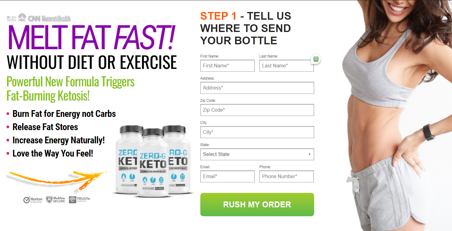 Zero G Keto Pills There is an ever-increasing number of individuals going to the keto diet for their weight on the board schedule. Zero G Keto Reviews