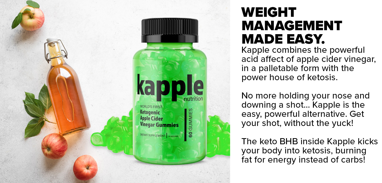 Kapple Nutrition Gummies® ||Modify 2020|| Get Lean & Slim Body in Few Day