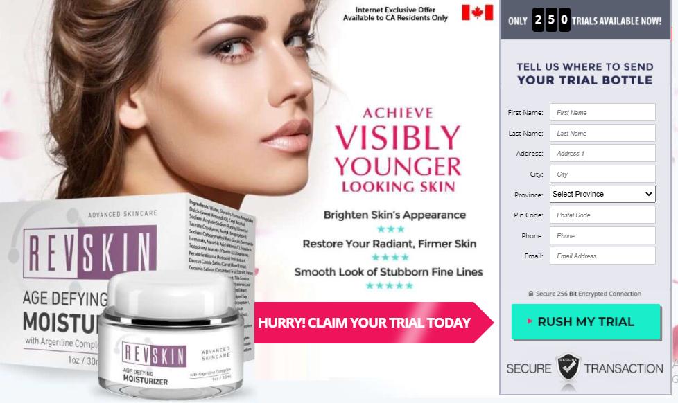 Revskin Cream *100% Legit Rev Skin Cream* Achieve Younger & Visible Skin!